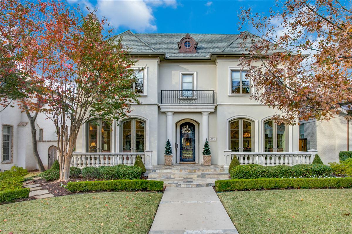 3512 Haynie Avenue, University Park, TX - USA (photo 1)