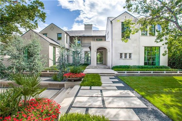 Exquisite Highland Park Custom Home