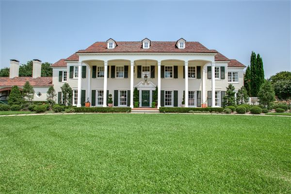 Beautiful Georgian Estate In Highland Park