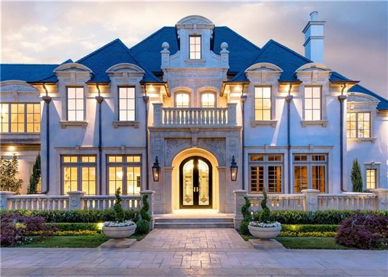 Dallas luxury homes and dallas luxury real estate for Texas fine home builders