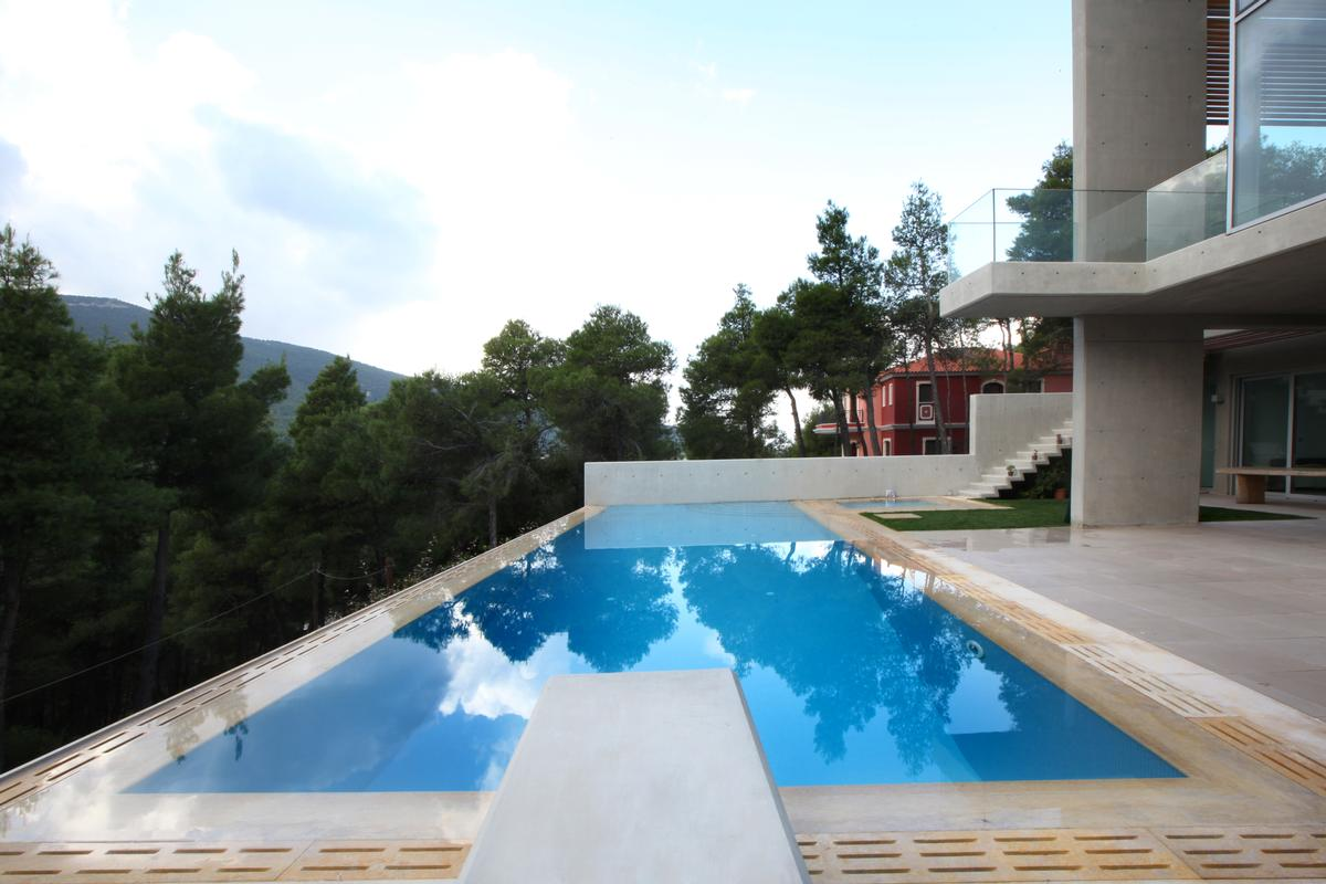 MODERN LUXURY VILLA IN DIONYSSOS ATHENS | Greece Luxury Homes | Mansions  For Sale | Luxury Portfolio