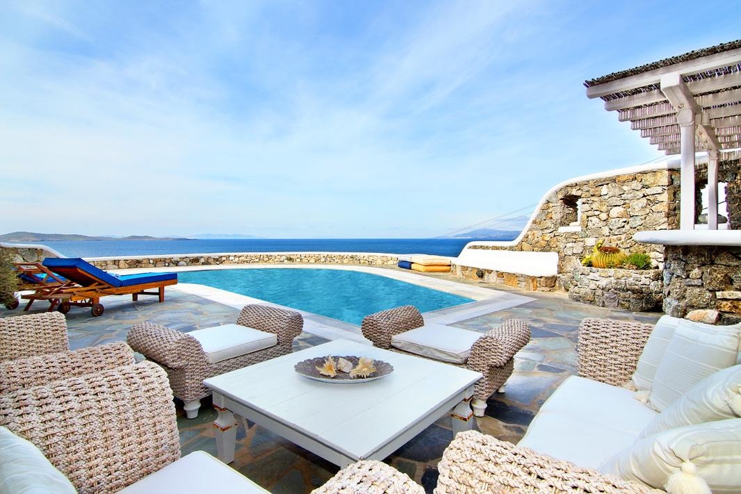 Luxury Real Estate Homes Rental Villa With A View
