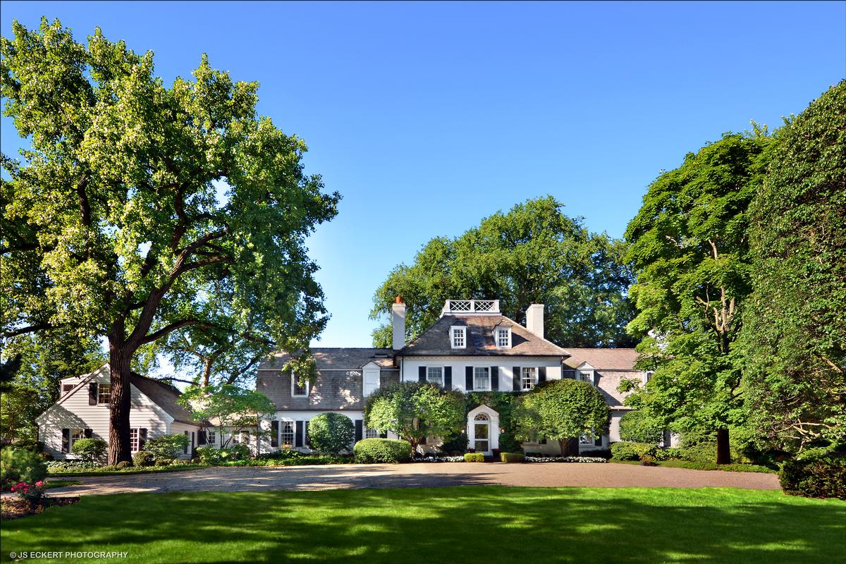 Topsfield Farm In Lake Forest Illinois Luxury Homes