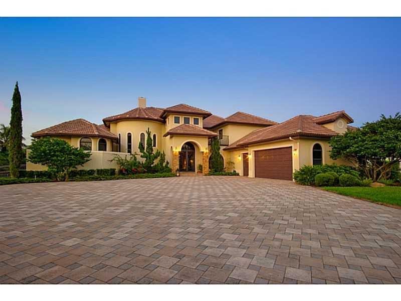 Exquisite custom masterpiece florida luxury homes for Spanish style homes for sale in dallas tx