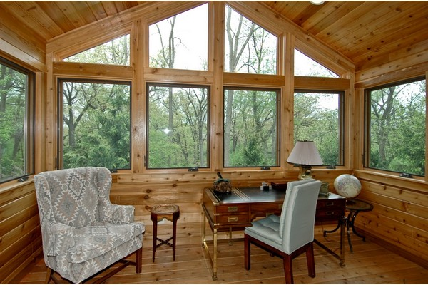 Coach House Sunroom