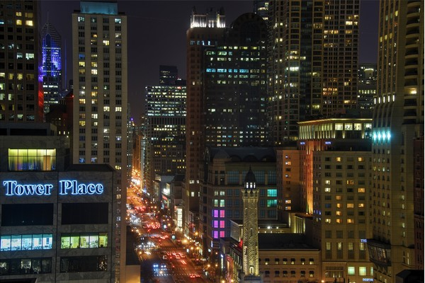 Michigan Avenue View