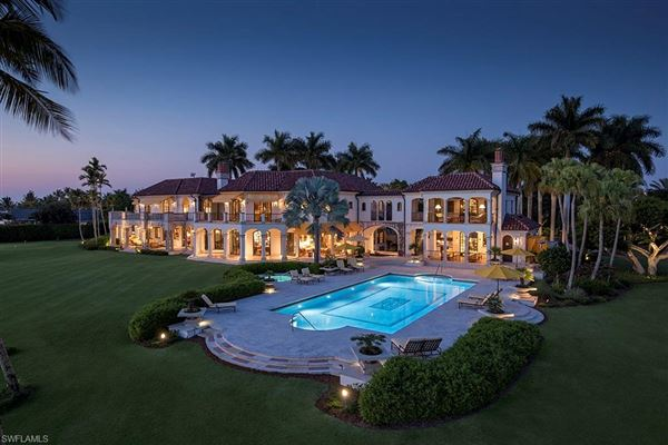 Florida luxury homes and florida luxury real estate for Luxury mansions for sale in florida