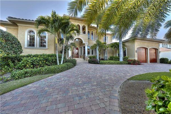 FLORIDA MEDITERRANEAN STYLE HOME Florida Luxury Homes Mansions