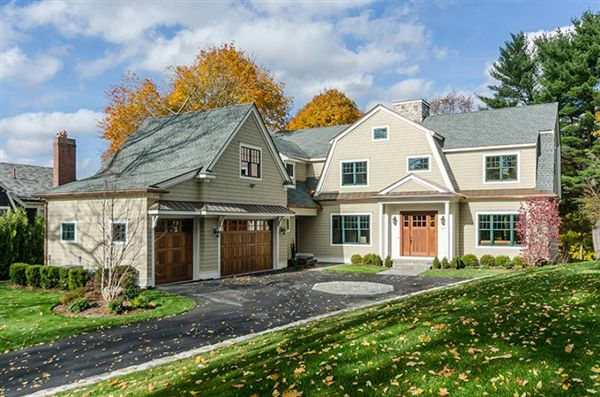 Exceptional Newton New Construction Massachusetts Luxury