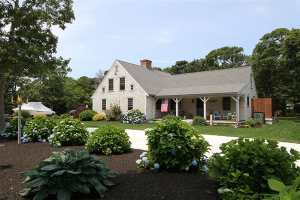 Colonial Cape Reproduction Massachusetts Luxury Homes