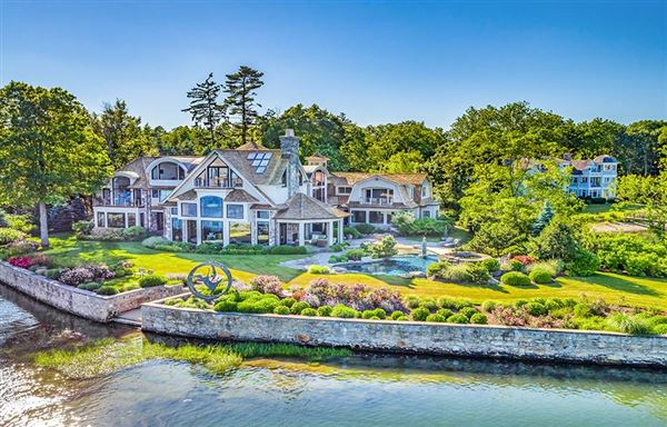 Connecticut Luxury Homes and Connecticut Luxury Real Estate ...