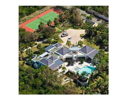 ... house villa der wintertime at lyford cay shannon house villa der