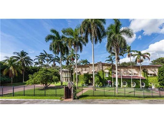 Stonegate manor in miami florida luxury homes mansions for Luxury houses in miami for sale