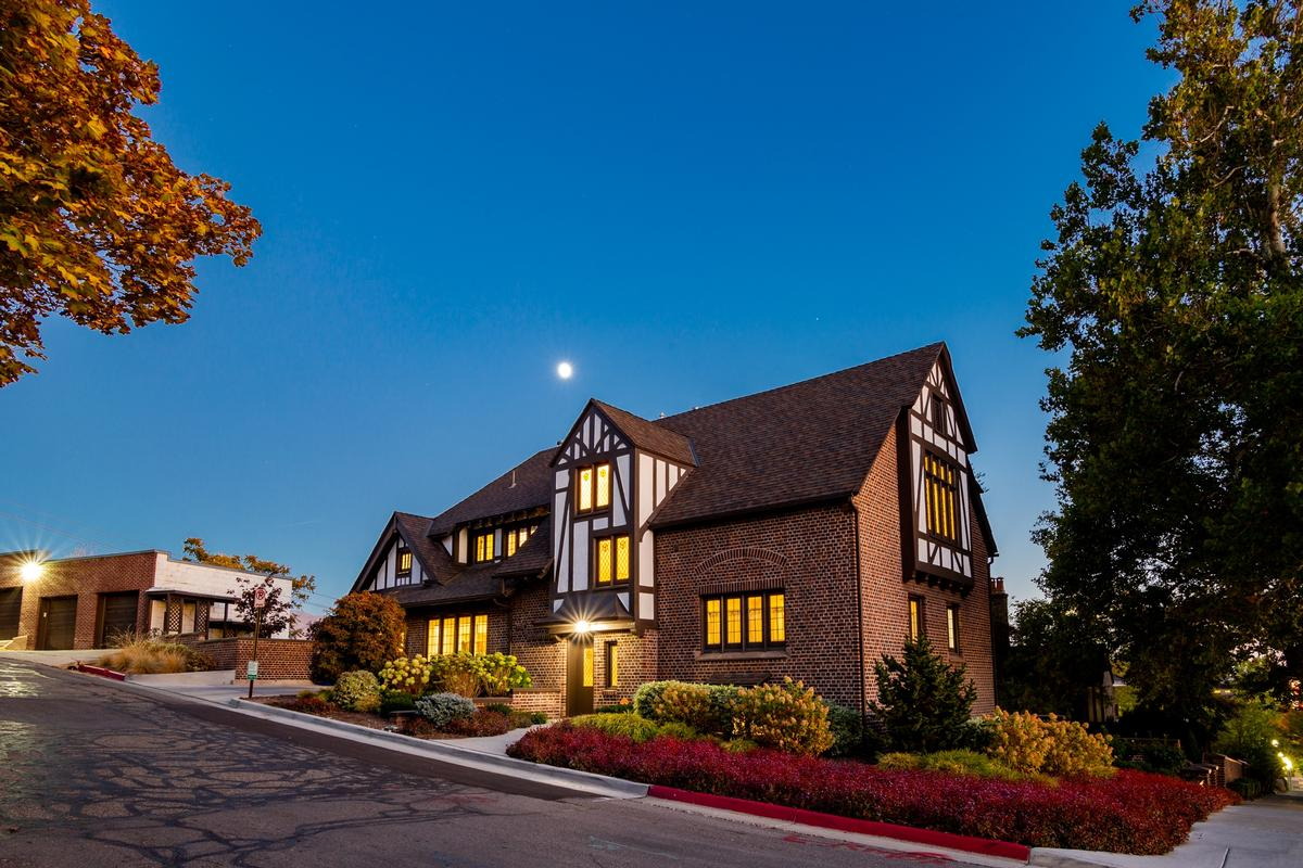 HISTORIC VICTORIAN TUDOR WITH MODERN APPEAL | Utah Luxury Homes | Mansions  For Sale | Luxury Portfolio