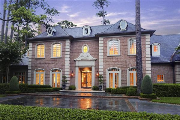 BEAUTIFUL HOUSTON COUNTRY FRENCH HOME Texas Luxury Homes Mansions