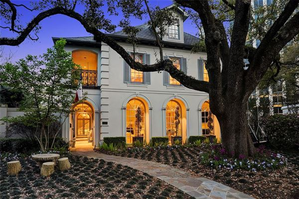 BEAUTIFUL NEW ORLEANS STYLE STUCCO HOME | Texas Luxury Homes | Mansions For  Sale | Luxury Portfolio