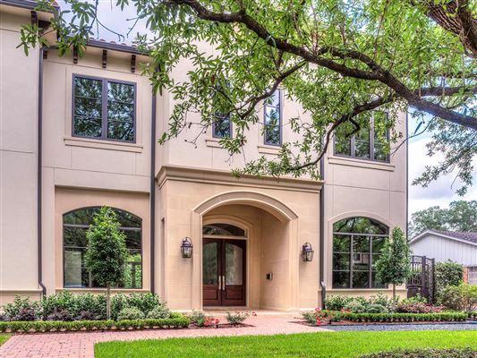 Luxurious New Construction In Houston Texas Luxury Homes