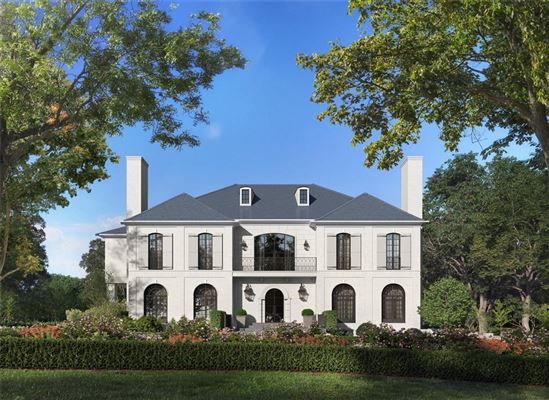A NEW ICON IN HOUSTON | Texas Luxury Homes | Mansions For Sale | Luxury  Portfolio