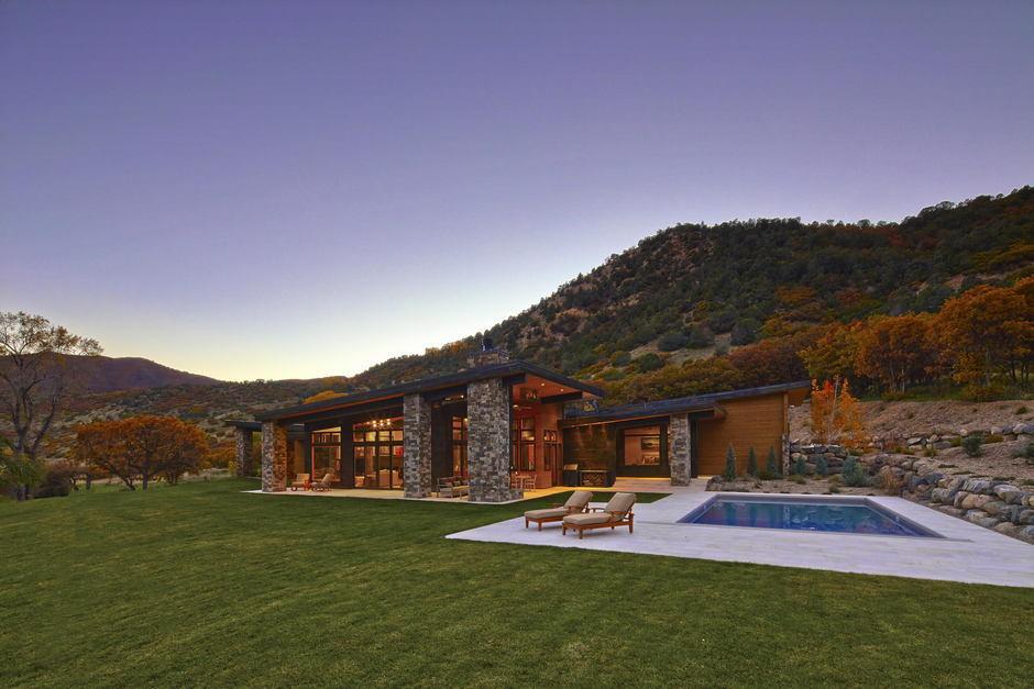 inyanga ranch in glendwood springs colorado luxury homes