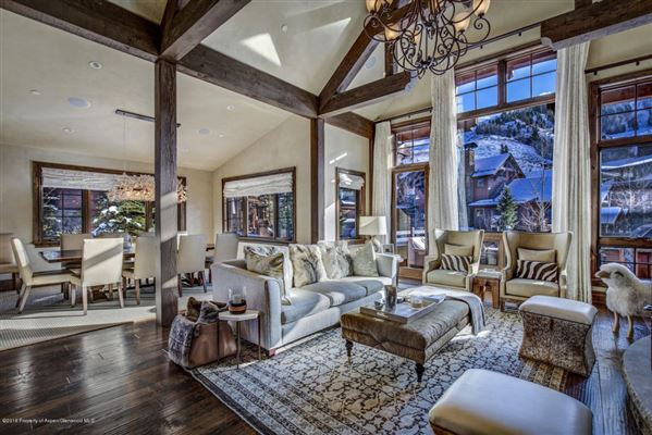 Super Aspen Living At Its Finest Colorado Luxury Homes Download Free Architecture Designs Ferenbritishbridgeorg