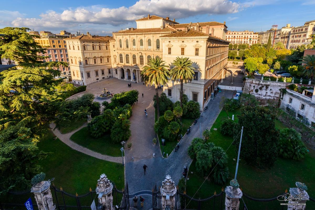 Via Quattro Fontane, Rome - ITA (photo 5)