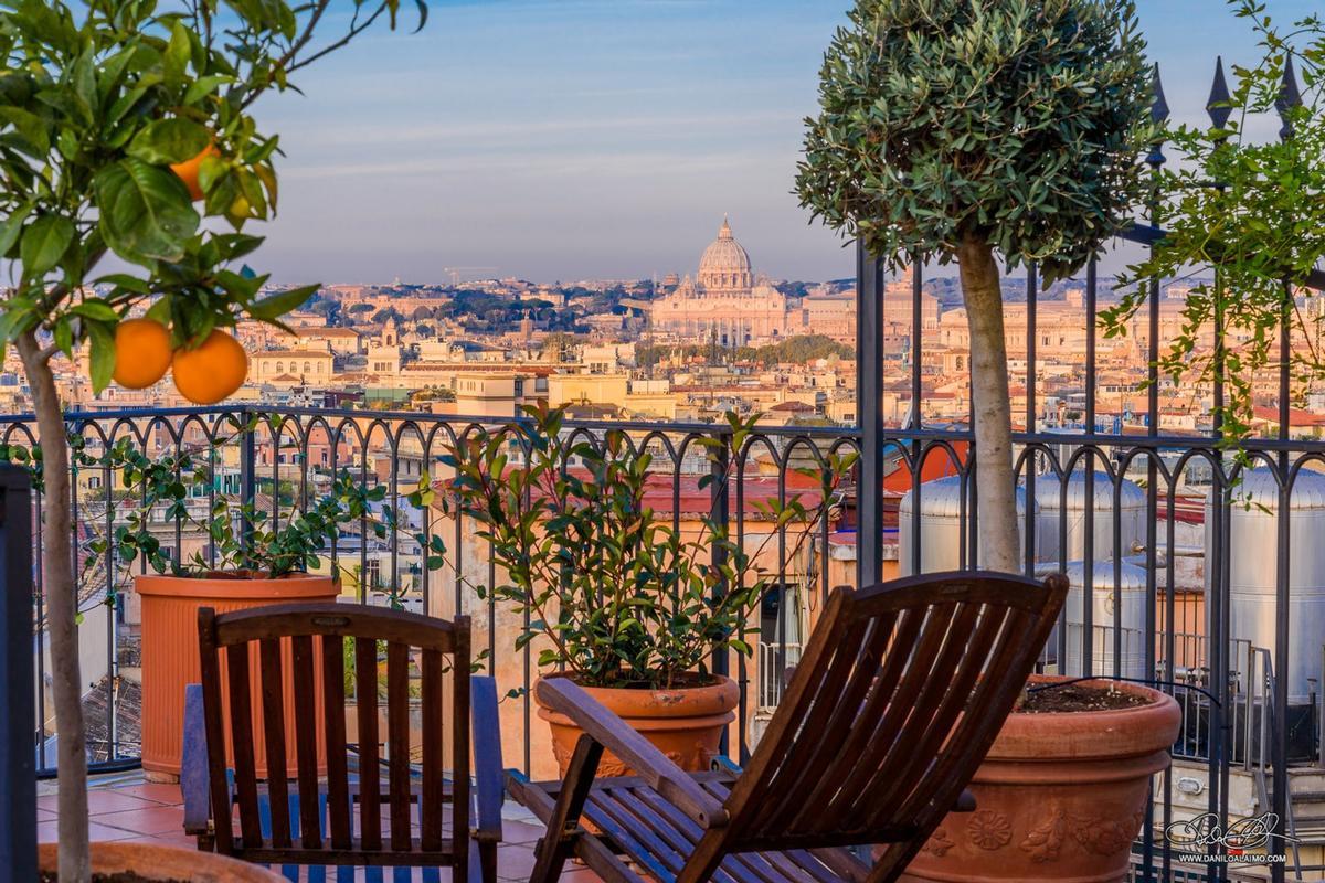 Via Quattro Fontane, Rome - ITA (photo 4)