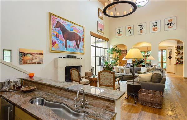 Countryside living in the city texas luxury homes for Spanish style homes for sale in dallas tx