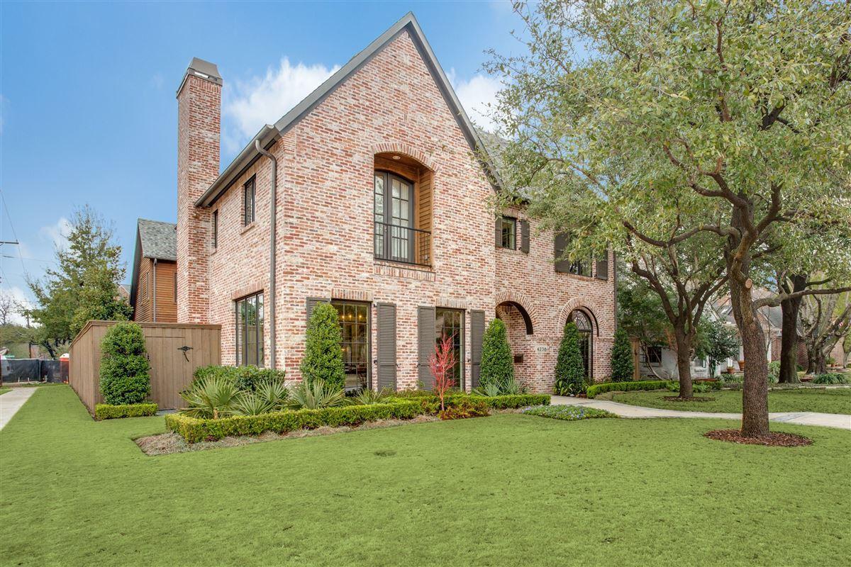 4236 Hanover Street, University Park, TX - USA (photo 1)