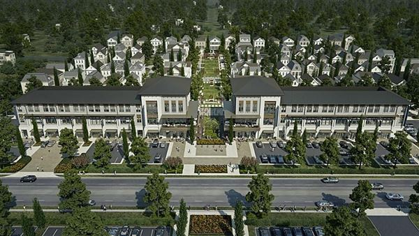 Exclusive Gated Community In Houston Texas Luxury Homes