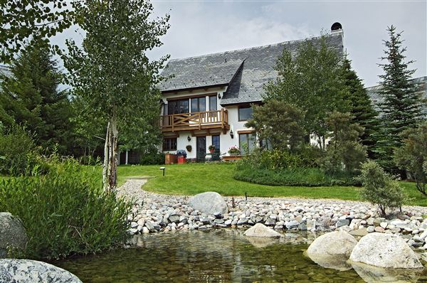 high end home in exclusive cordillera colorado luxury