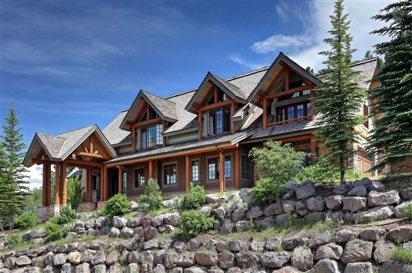 unique home with fabulous gore range views colorado