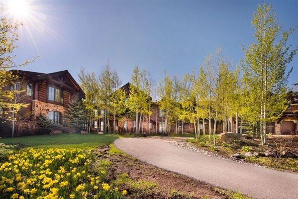 impeccably finished home on arrowhead slopes colorado