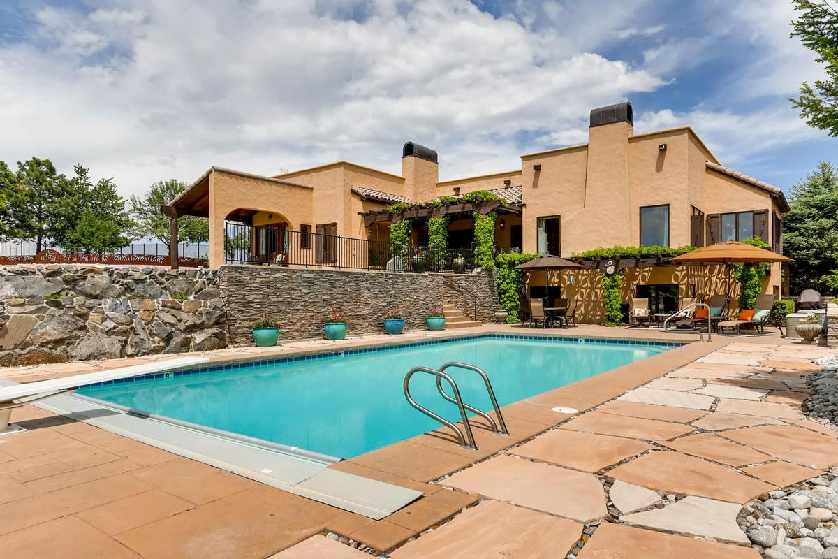HOME TUCKED AWAY IN GATED ERTL FARM | Colorado Luxury ...