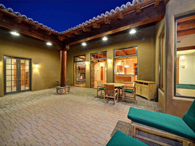 CITY LIGHT AND MOUNTAIN VIEWS IN 100 HILLS Arizona Luxury Homes Mansions