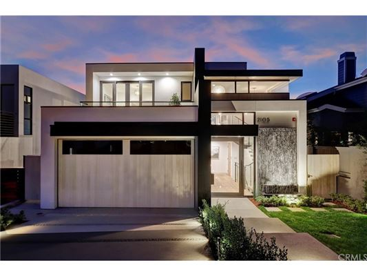 Superb ENJOY OPEN SIGHT LINE FROM THIS NEW MODERN LUXURY | California Luxury Homes  | Mansions For Sale | Luxury Portfolio
