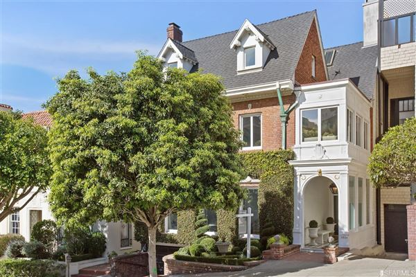 Grand View Home. US $13,500,000 In San Francisco ...