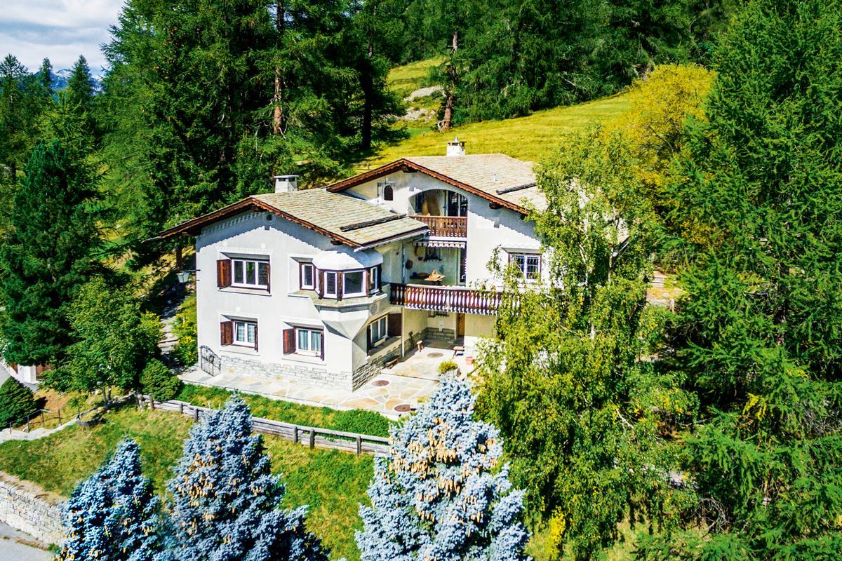 MORITZ | Switzerland Luxury Homes | Mansions For Sale | Luxury Portfolio