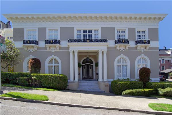 San francisco luxury homes and san francisco luxury real for San francisco real estate luxury