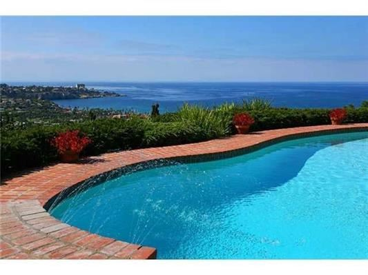 single level home with views in la jolla california luxury homes