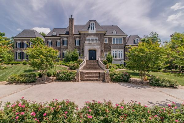 Stunning european estate tennessee luxury homes for European mansions for sale