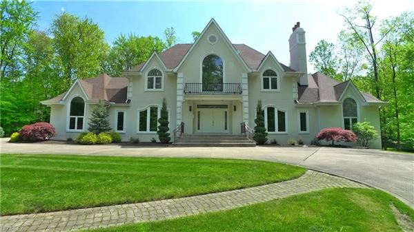 REMARKABLE AND LUXURIOUS HOME IN CHESTERLAND | Ohio Luxury Homes | Mansions  For Sale | Luxury Portfolio