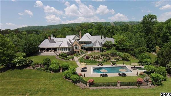 Tranquil oasis with panoramic views pennsylvania luxury for Home builders western pa