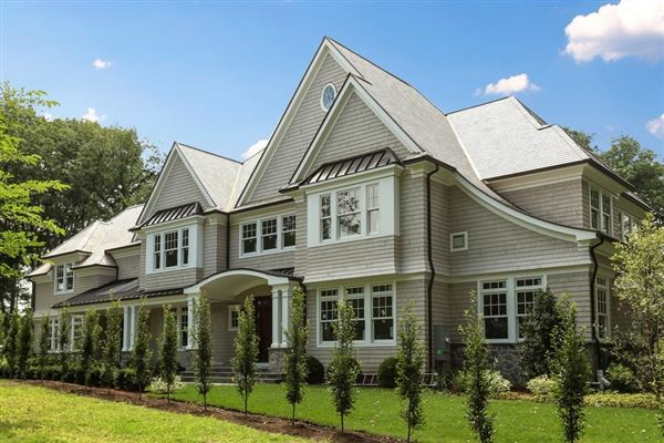 Extraordinary new construction new york luxury homes for New york luxury homes for sale