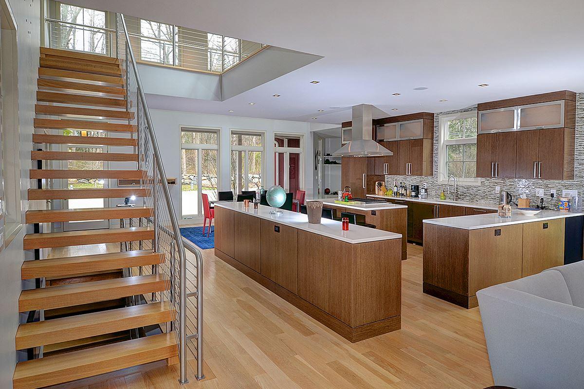 unique contemporary farmhouse connecticut luxury homes