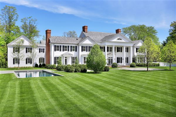 Connecticut luxury homes and connecticut luxury real for Connecticut luxury real estate