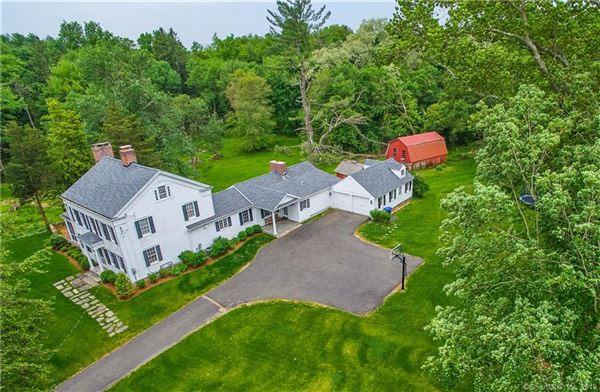 MODERN LUXURY MEETS HISTORY | Connecticut Luxury Homes | Mansions For Sale  | Luxury Portfolio