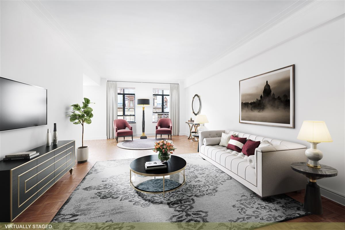 REFINED LUXURY LIVING AT THE MAJESTIC | New York Luxury Homes ...