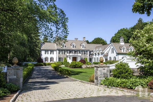 Salt acres estate in connecticut connecticut luxury for Luxury homes for sale in greenwich ct