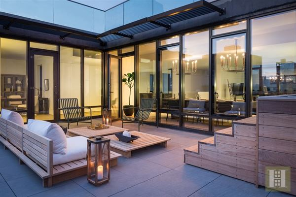 Duplex loft penthouse in brooklyn new york luxury homes for Brooklyn penthouses for sale