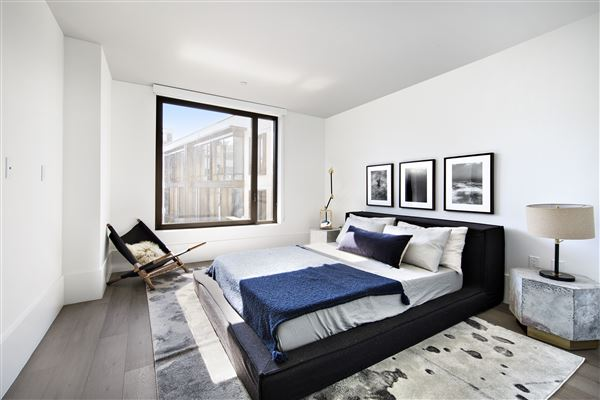 Brooklyn duplex loft penthouse new york luxury homes for Brooklyn penthouses for sale